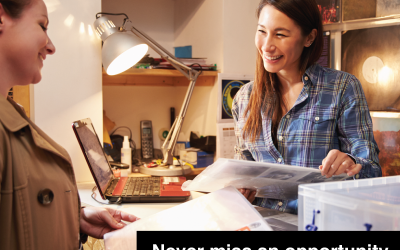 Never miss an opportunity with a small business loan